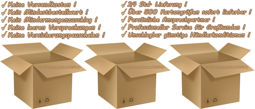 Karton Grosshandel 24
